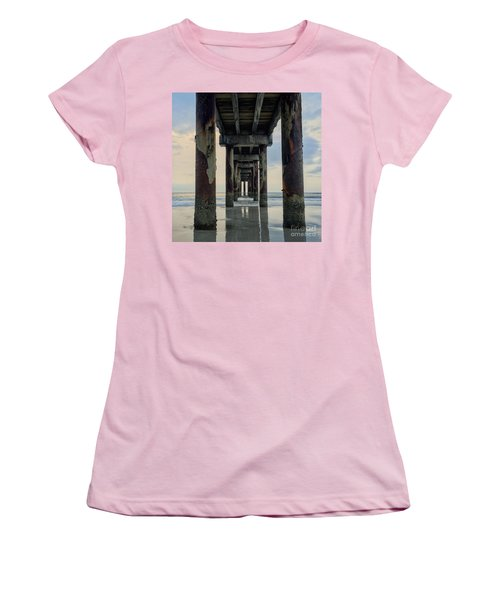 Surreal Sunday Sunrise Women's T-Shirt (Junior Cut) by LeeAnn Kendall
