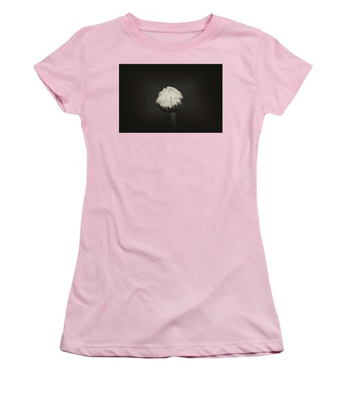 Women's T-Shirt (Junior Cut) featuring the photograph The Grieving Night by Shane Holsclaw