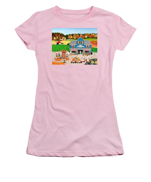 The Old Country Store Women's T-Shirt (Athletic Fit)