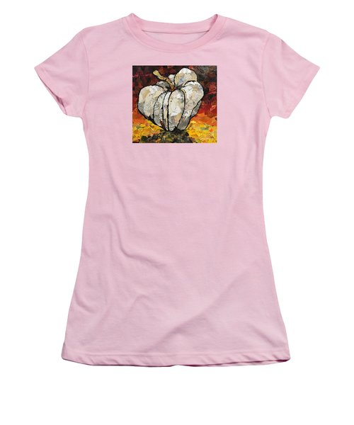 The Pumpkin Women's T-Shirt (Athletic Fit)