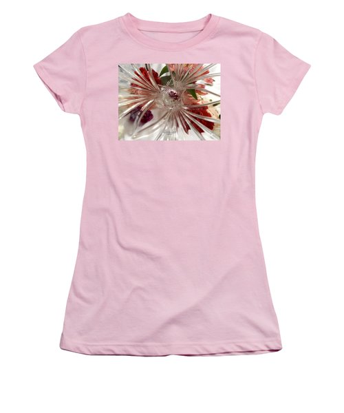 Think Outside The Vase #8801_0 Women's T-Shirt (Junior Cut) by Barbara Tristan