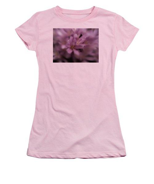 Timeless Women's T-Shirt (Junior Cut) by Richard Cummings