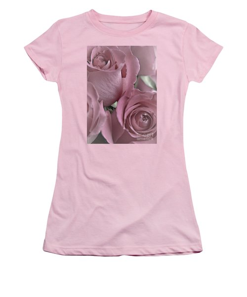 To My Sweetheart Women's T-Shirt (Athletic Fit)