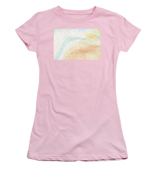 To The Sea Women's T-Shirt (Athletic Fit)
