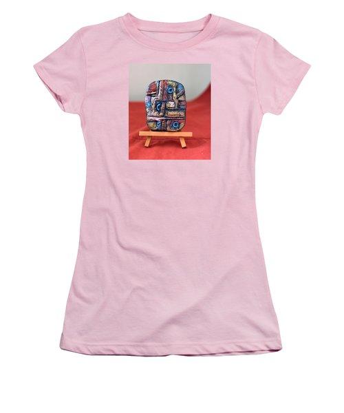 Trilogy Women's T-Shirt (Junior Cut) by Edgar Torres