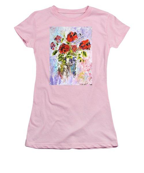 Valentine Women's T-Shirt (Athletic Fit)