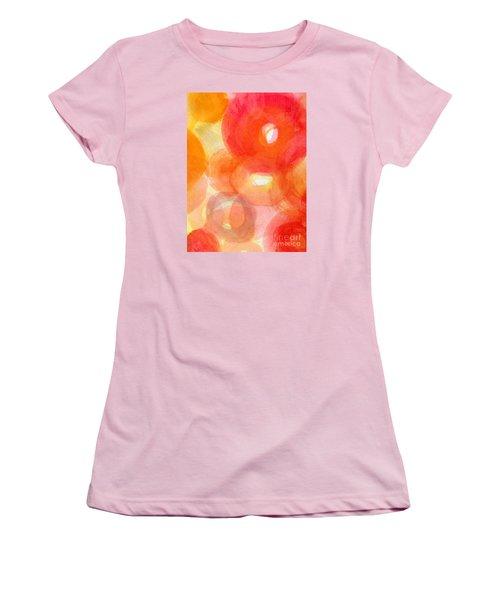 Vibration Women's T-Shirt (Junior Cut) by France Laliberte