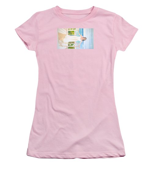 Wedding At The Ritz In Naples Women's T-Shirt (Athletic Fit)
