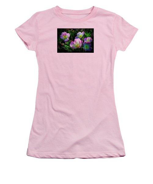 Wind Dancers Women's T-Shirt (Junior Cut) by Ernie Echols