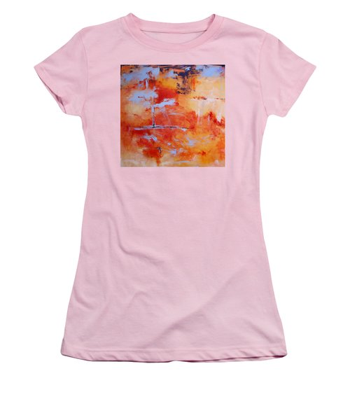 Winds Of Change Women's T-Shirt (Athletic Fit)