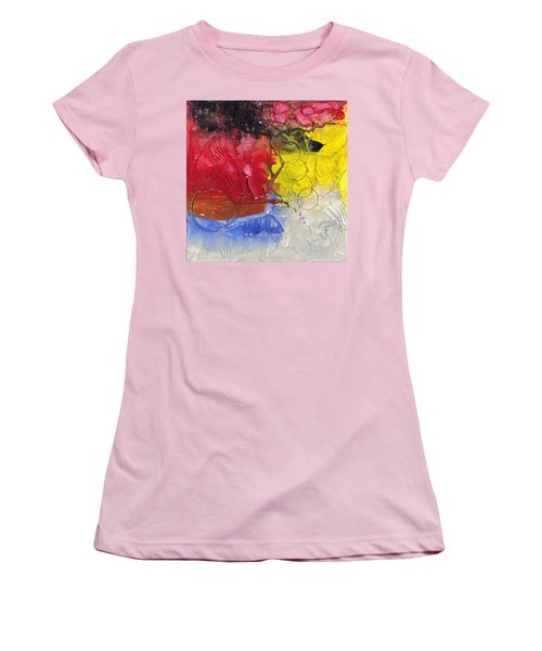 Wounded Women's T-Shirt (Junior Cut) by Phil Strang