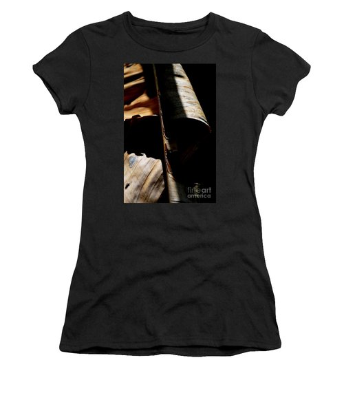 A Little Light In The Darkness Women's T-Shirt