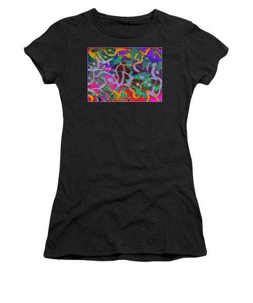 B.b. Three Women's T-Shirt (Athletic Fit)