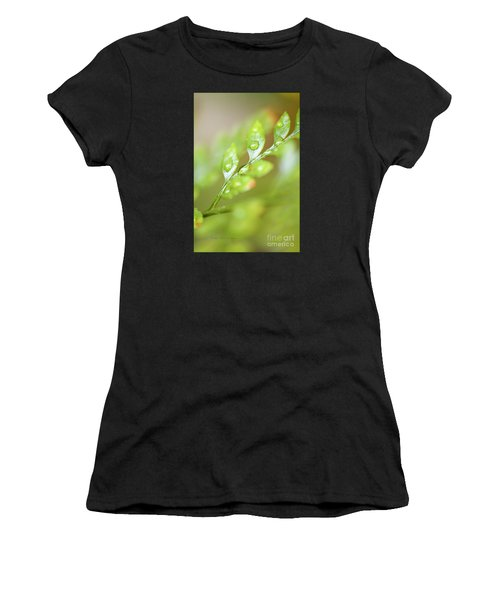 Fern Fronds Women's T-Shirt