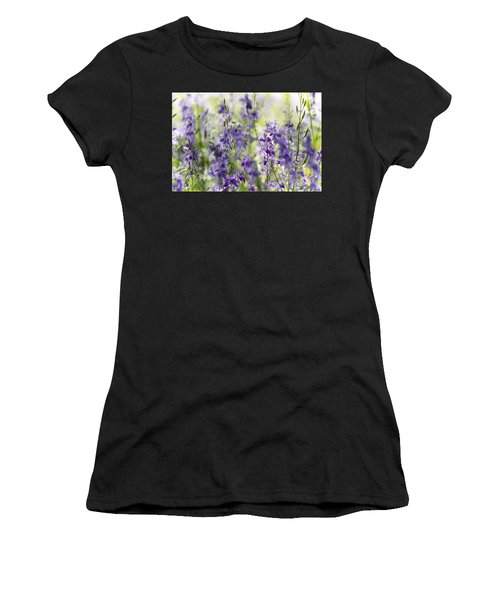Fields Of Lavender  Women's T-Shirt