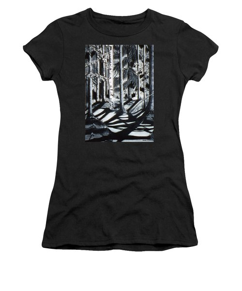 Take The Maine Path Women's T-Shirt (Athletic Fit)