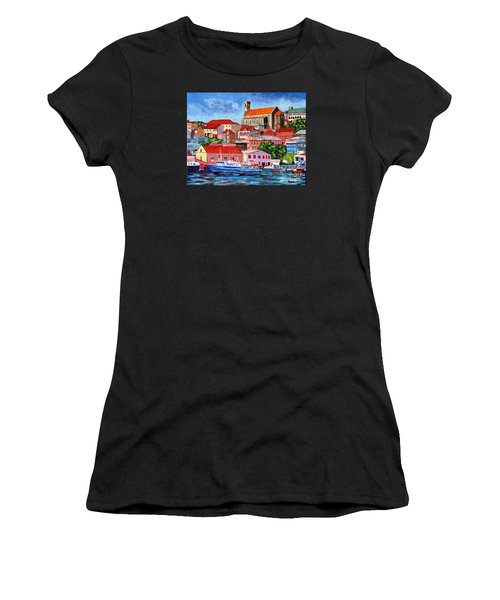 A View Of The Carenage Women's T-Shirt