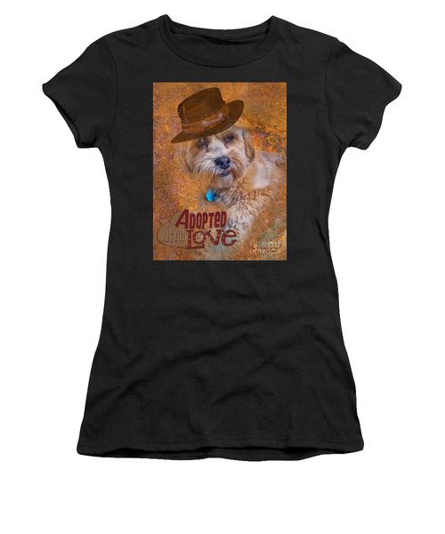 Adopted With Love Women's T-Shirt