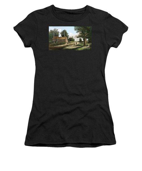 Anne Hathaway's Cottage Women's T-Shirt