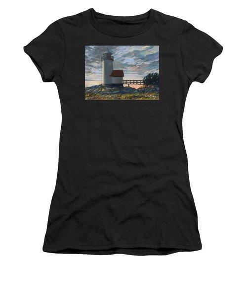Annisquam Light Women's T-Shirt (Athletic Fit)