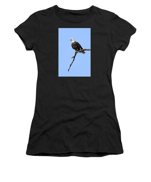 Bald Eagle 6 Women's T-Shirt (Athletic Fit)