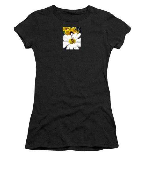Beecause Women's T-Shirt (Junior Cut) by Janice Westerberg