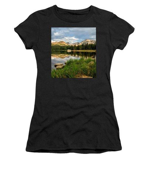 Brainard Lake Reflections Women's T-Shirt