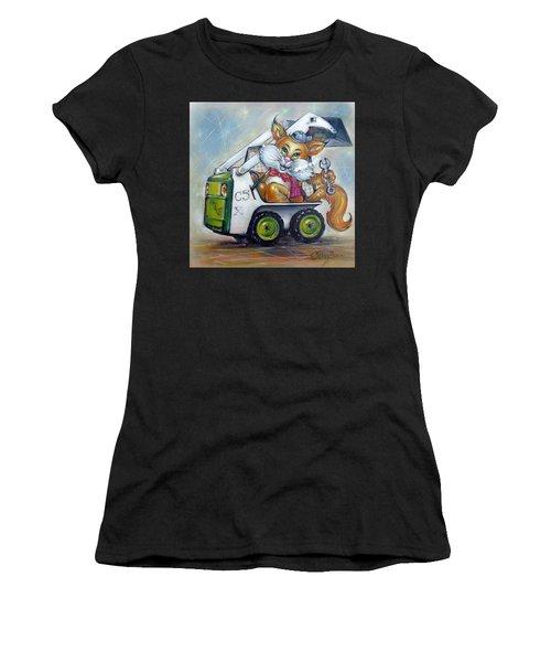 Cat C5x 190312 Women's T-Shirt