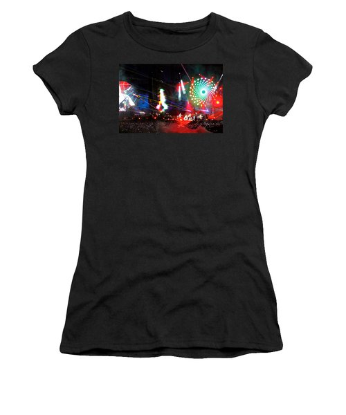 Coldplay - Sydney 2012 Women's T-Shirt
