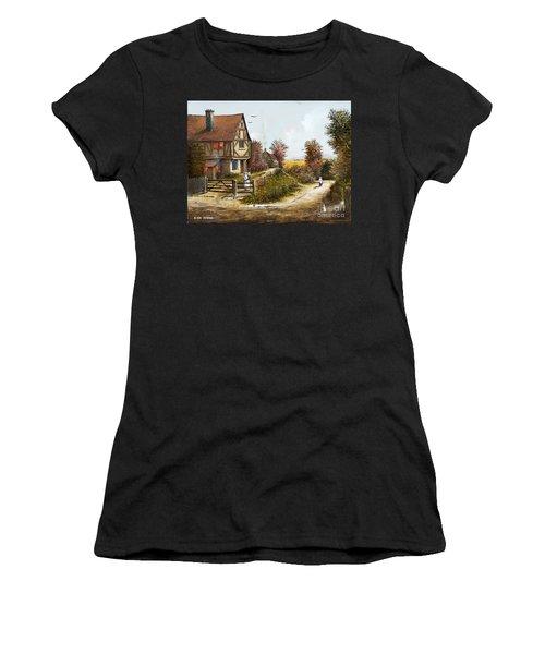 Cropthorne - Worcester Women's T-Shirt