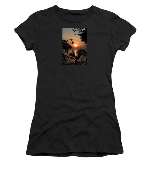 Evening Sun Women's T-Shirt (Athletic Fit)