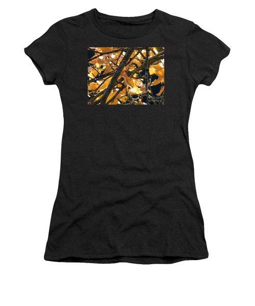 Fall Leaves Women's T-Shirt