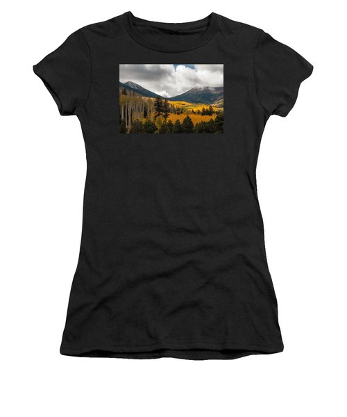 Flagstaff Fall Color Women's T-Shirt