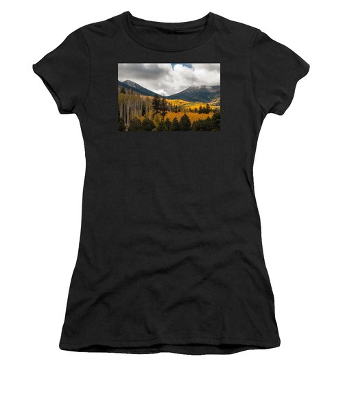 Flagstaff Fall Color Women's T-Shirt