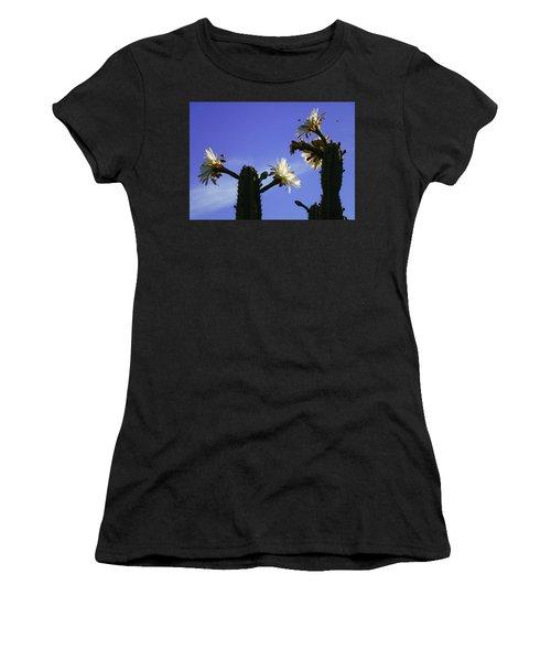 Flowering Cactus 4 Women's T-Shirt