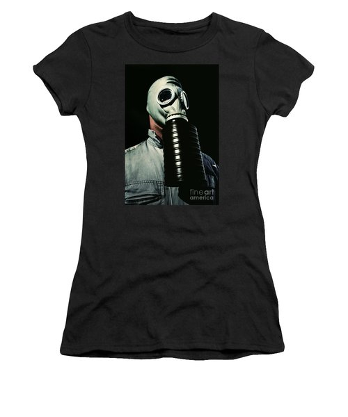 Gas And Darkness Women's T-Shirt