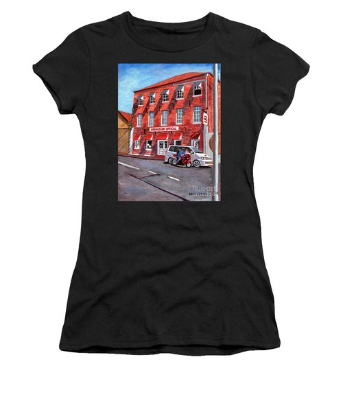 Georgian Style Women's T-Shirt (Athletic Fit)