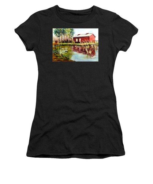 Green Acre Farm Women's T-Shirt