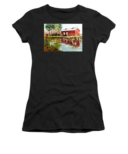 Green Acre Farm Women's T-Shirt