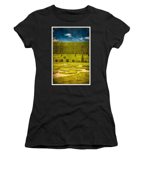 Hampton Court 'the Privy Garden Women's T-Shirt (Athletic Fit)