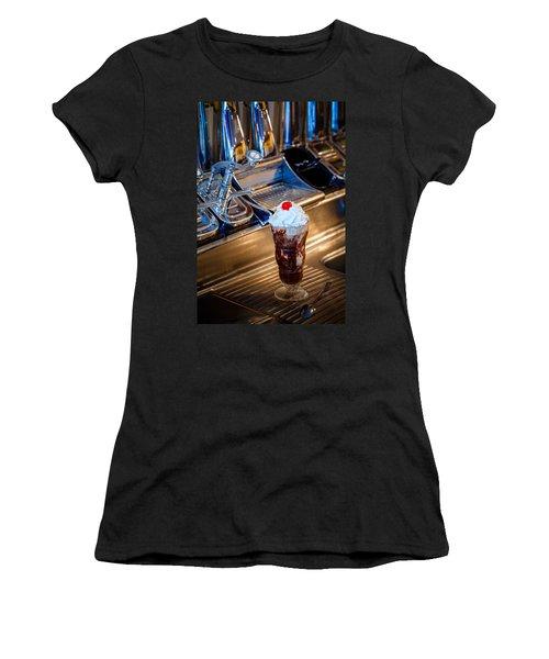 Hot Fudge Sundae Women's T-Shirt