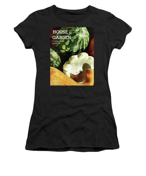 House And Garden Cover Women's T-Shirt