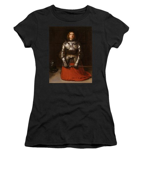 Joan Of Arc  Women's T-Shirt (Athletic Fit)