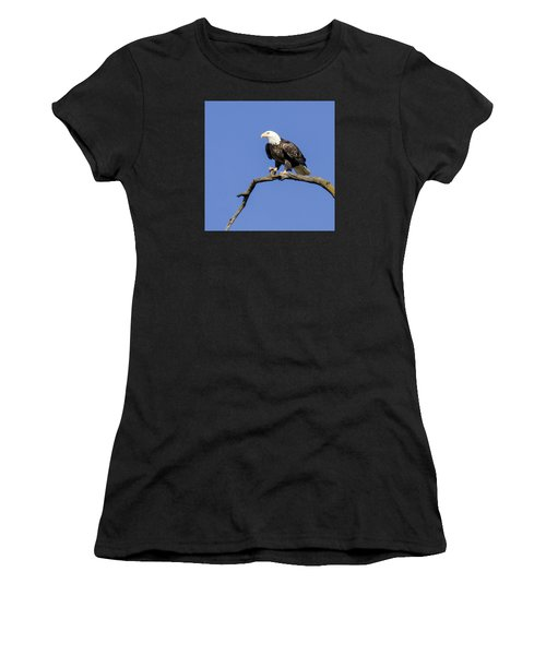 King Of The Sky Women's T-Shirt (Athletic Fit)