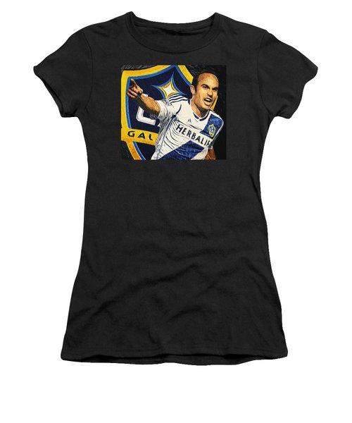 Landon Donovan Women's T-Shirt (Athletic Fit)