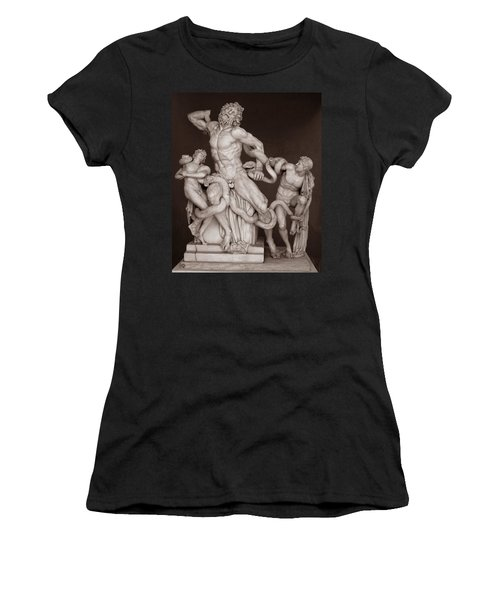 Laocoon And His Sons Women's T-Shirt