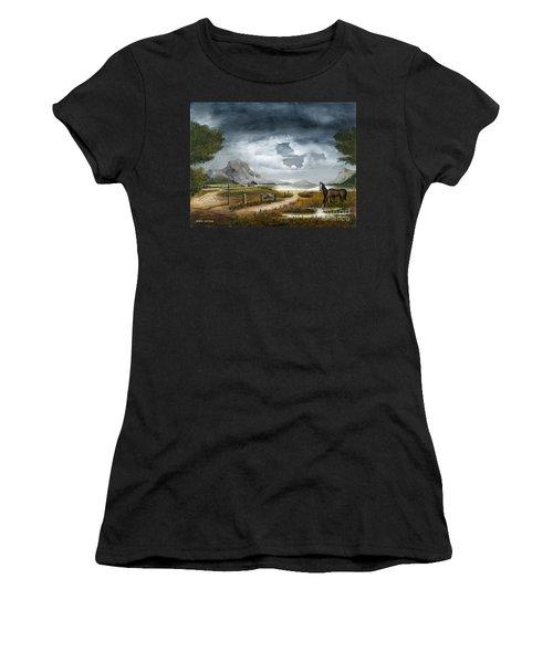 Loch Lomand Women's T-Shirt