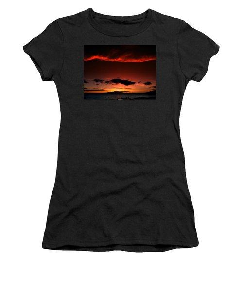 Maui Sunset Women's T-Shirt