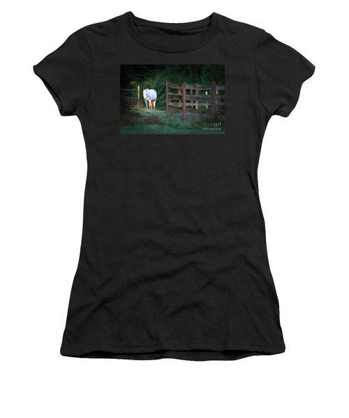 Self Assurance Women's T-Shirt (Athletic Fit)