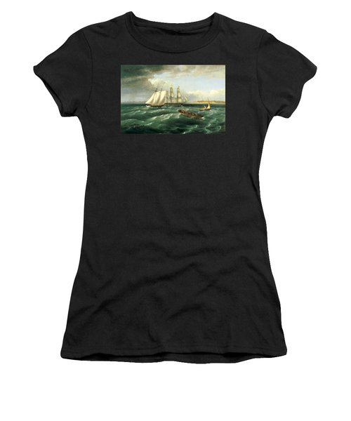 Mouth Of The Delaware Women's T-Shirt